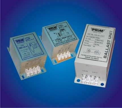 HPSV BALLAST & MH Unit
